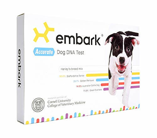 best dog dna test for mixed breed