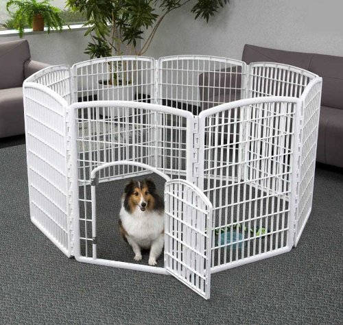 The Best Portable Dog Pens For Small Dogs